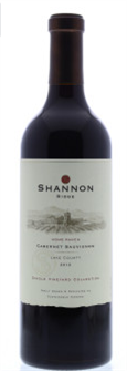 Shannon Ridge Cabernet Sauvignon Ranch Collection